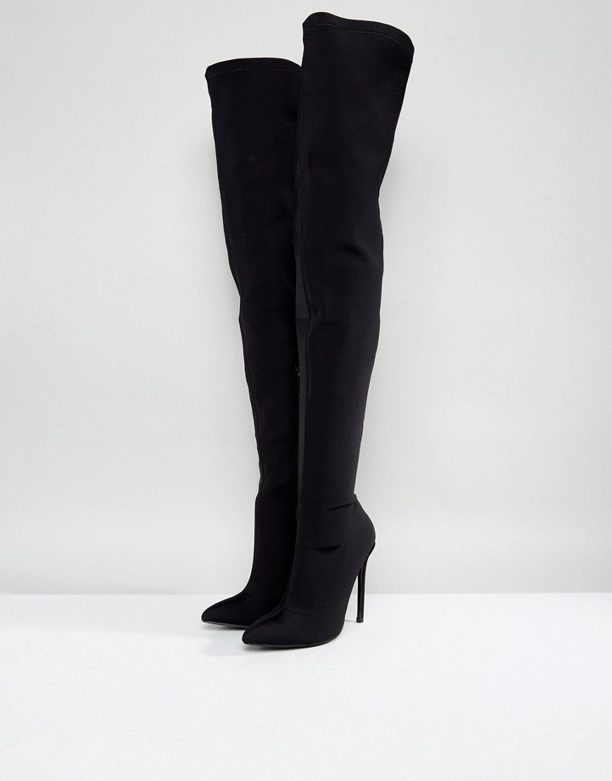 Boots, Stiletto shoes, Stiletto boots