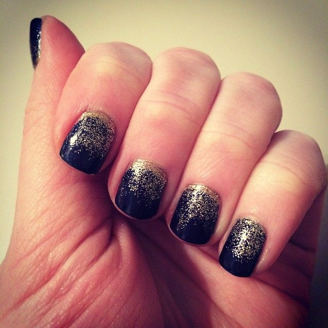 NAIL PRO TIP: When your gel mani starts to grow out, revive it with ...
