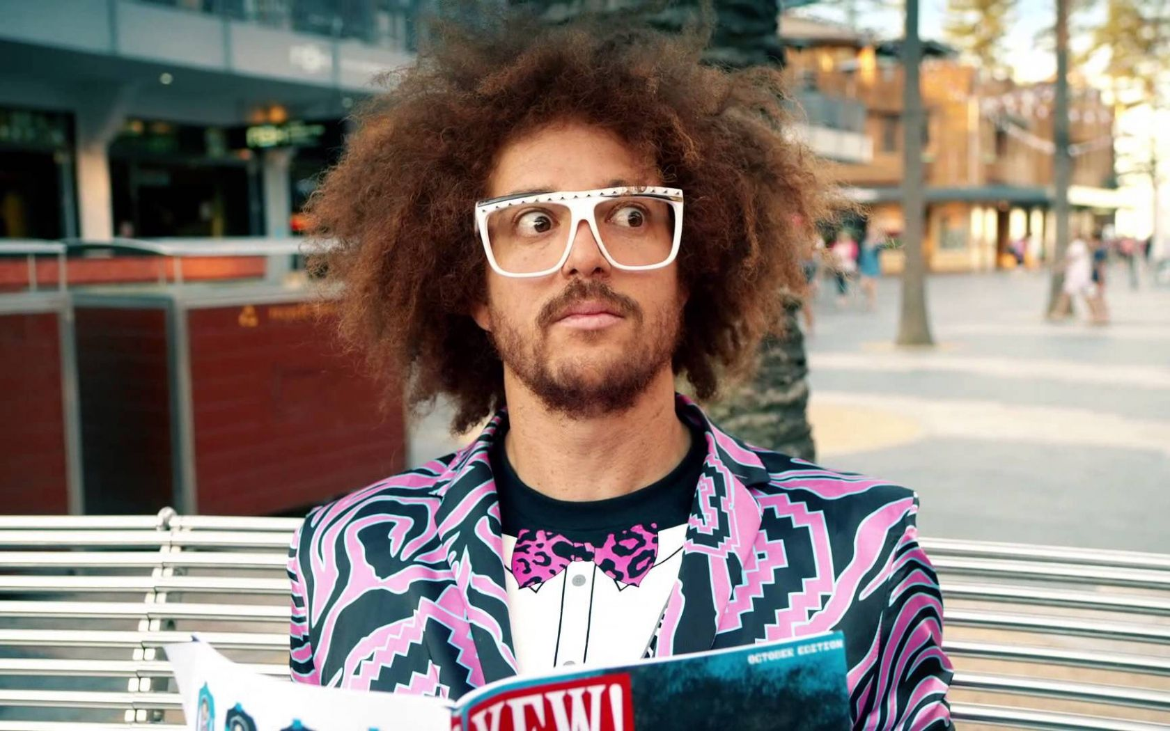redfoo #celebrity #poster | Celebrities | Pinterest | Poster and ...