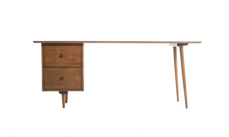 Alcott Desk Mid Century Modern Desk Modern Desk Modern Rustic Furniture