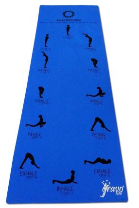 performing sun salutation gets easier and safer with sun