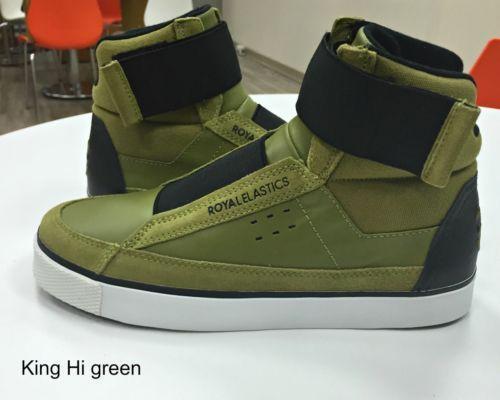 Men's Casual Shoes Royal Elastics High