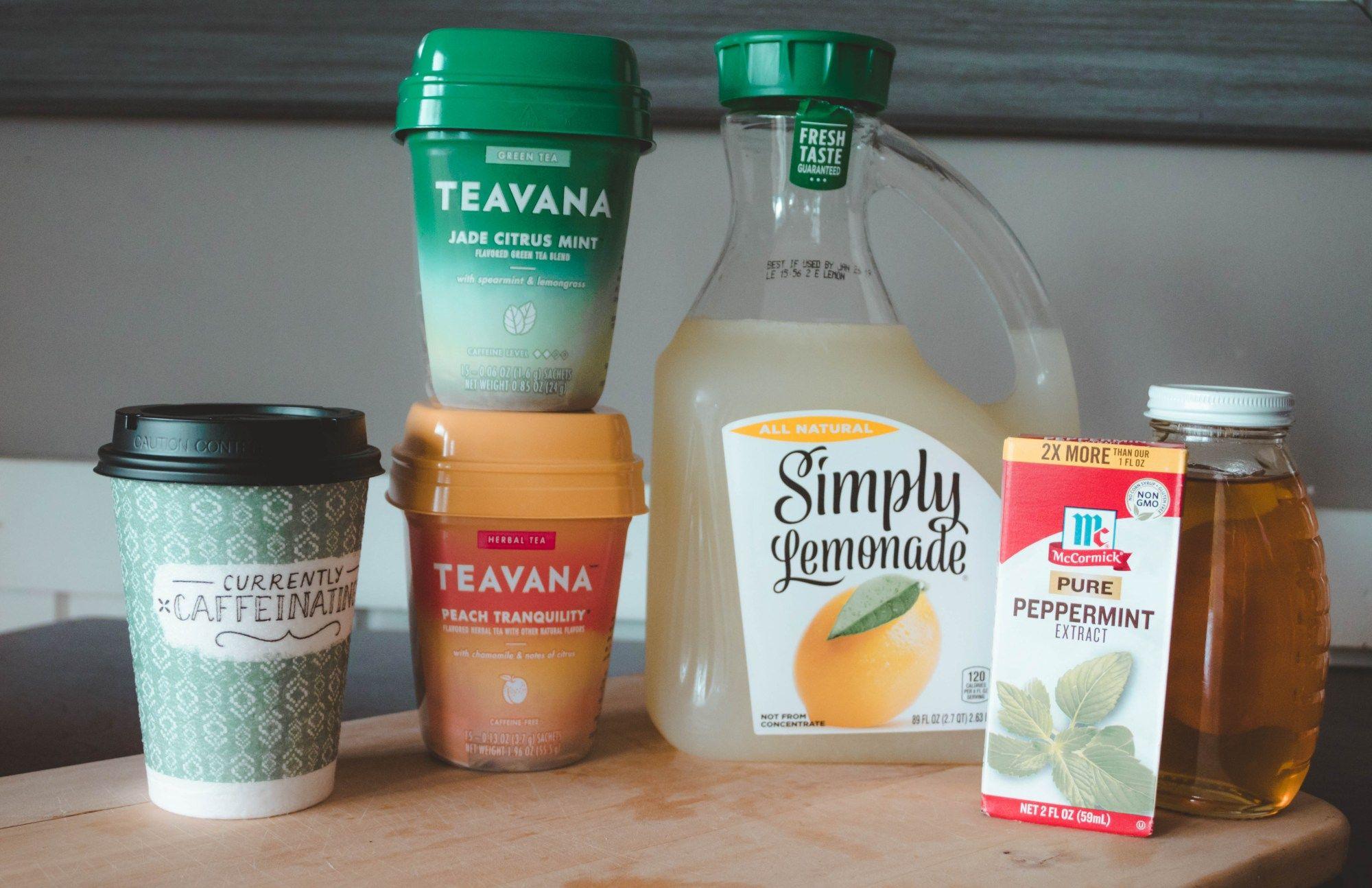 Diy Starbucks Medicine Ball Starbucks Medicine Ball Recipe