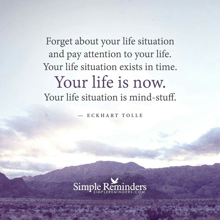 your life is now quotes pinterest eckhart tolle wisdom and