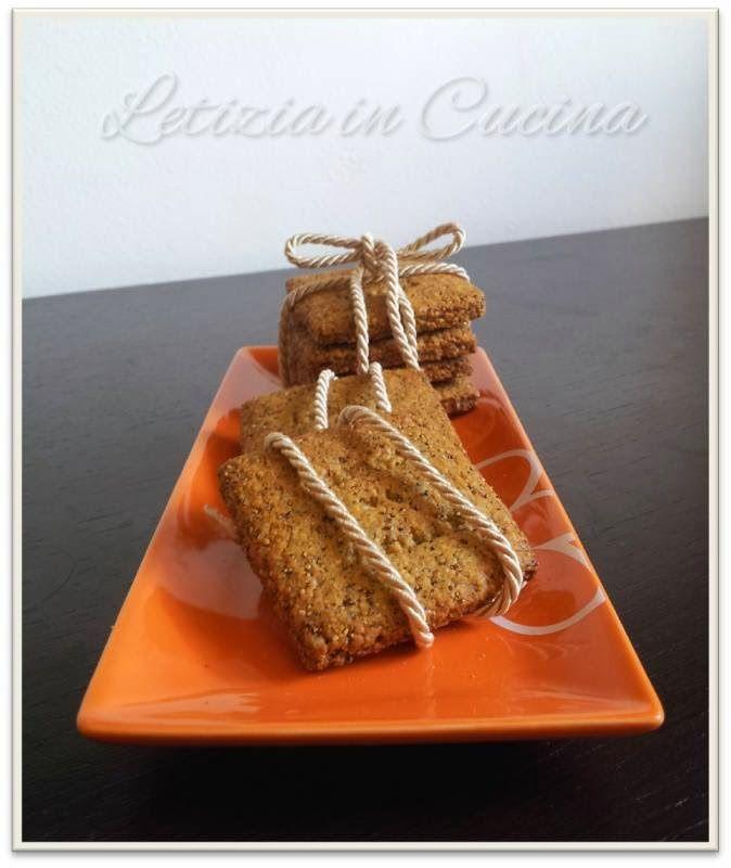 Letizia in Cucina: Biscotti Amaranto e Nocciole | Biscotti / Cookies ...