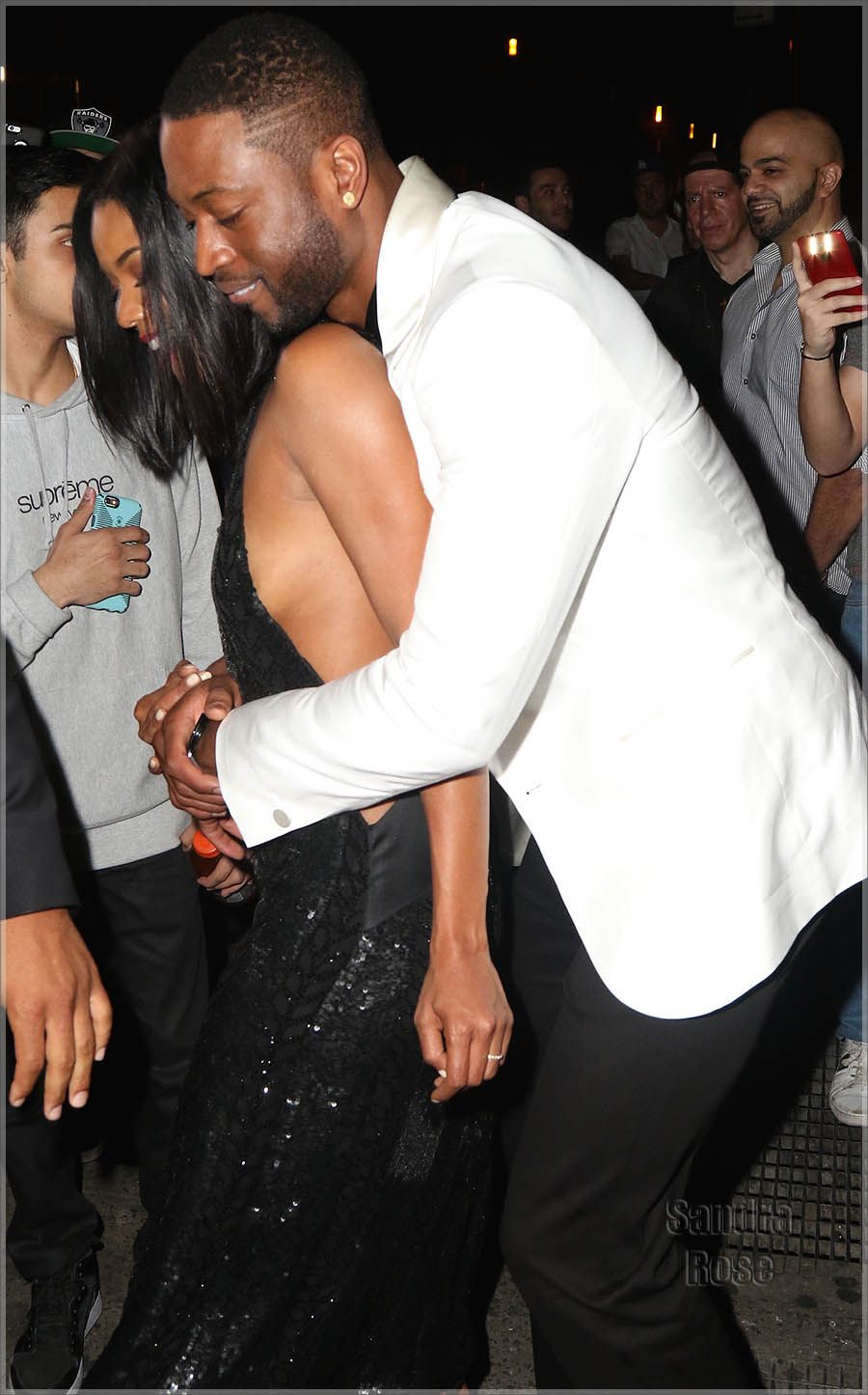 Dwayne Wade And Gabrielle Union  Youme  Pinterest-2323
