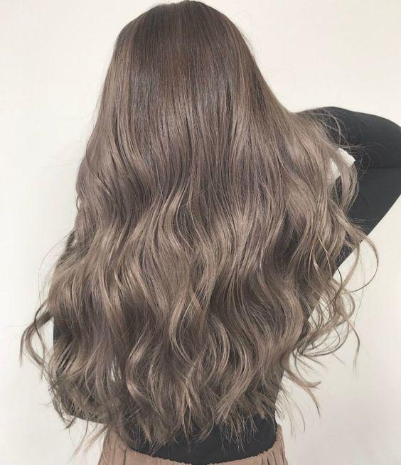 27 Best Ash Brown Hair Color Ideas For 2018 Light Ash Brown Hair