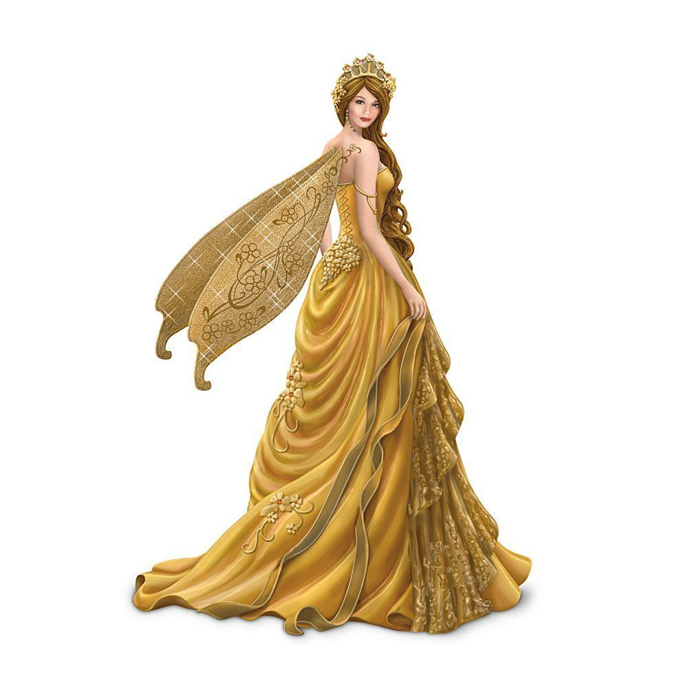 Queen Of The Summer Solstice Figurine By The