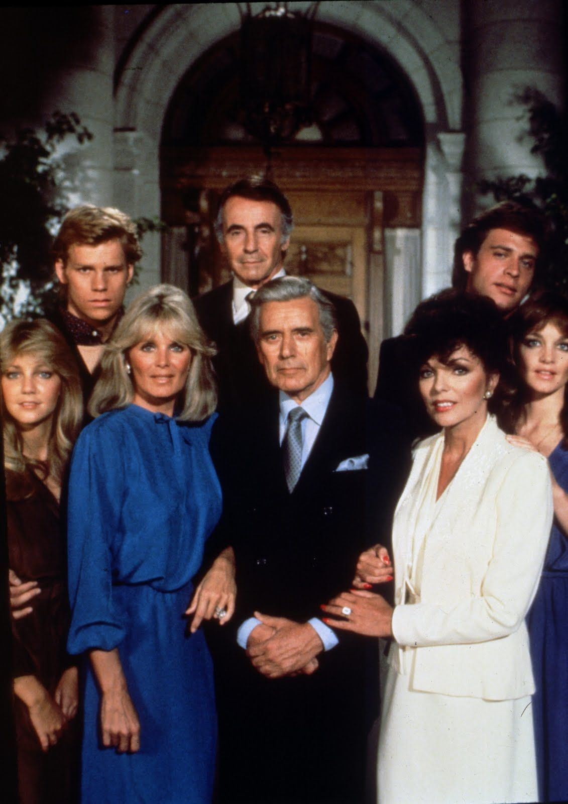 Dynasty 1981 1989 Cast And History Http Www Imdb Com Title