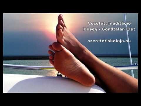 Vezetett meditáció - Bőség, gondtalan élet