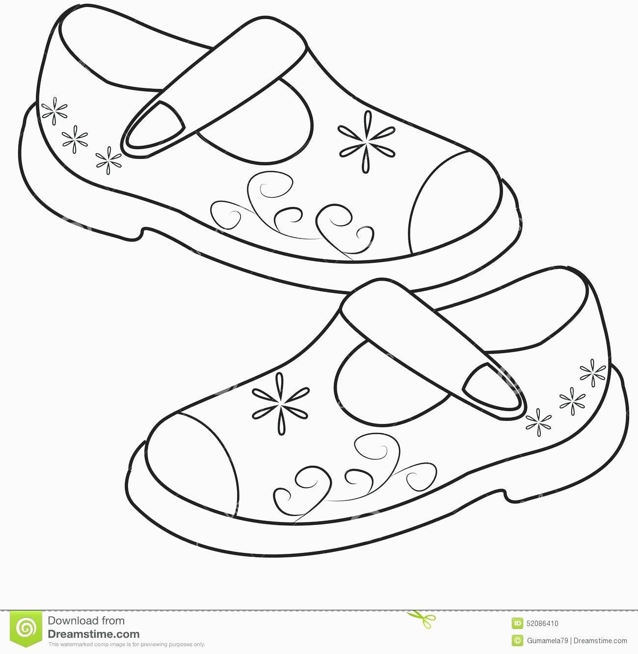 22 Great Photo Of Shoe Coloring Page Davemelillo Com Coloring Books Coloring Pages Shoe Template