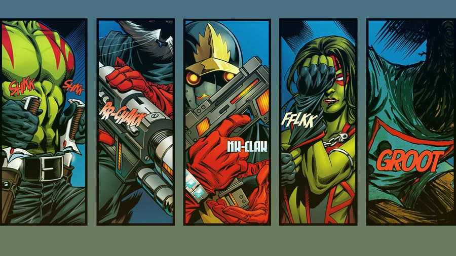 Guardians Of The Galaxy Wallpaper By Timbern On Deviantart Galaxy Wallpaper Guardians Of The Galaxy Galaxy Theme
