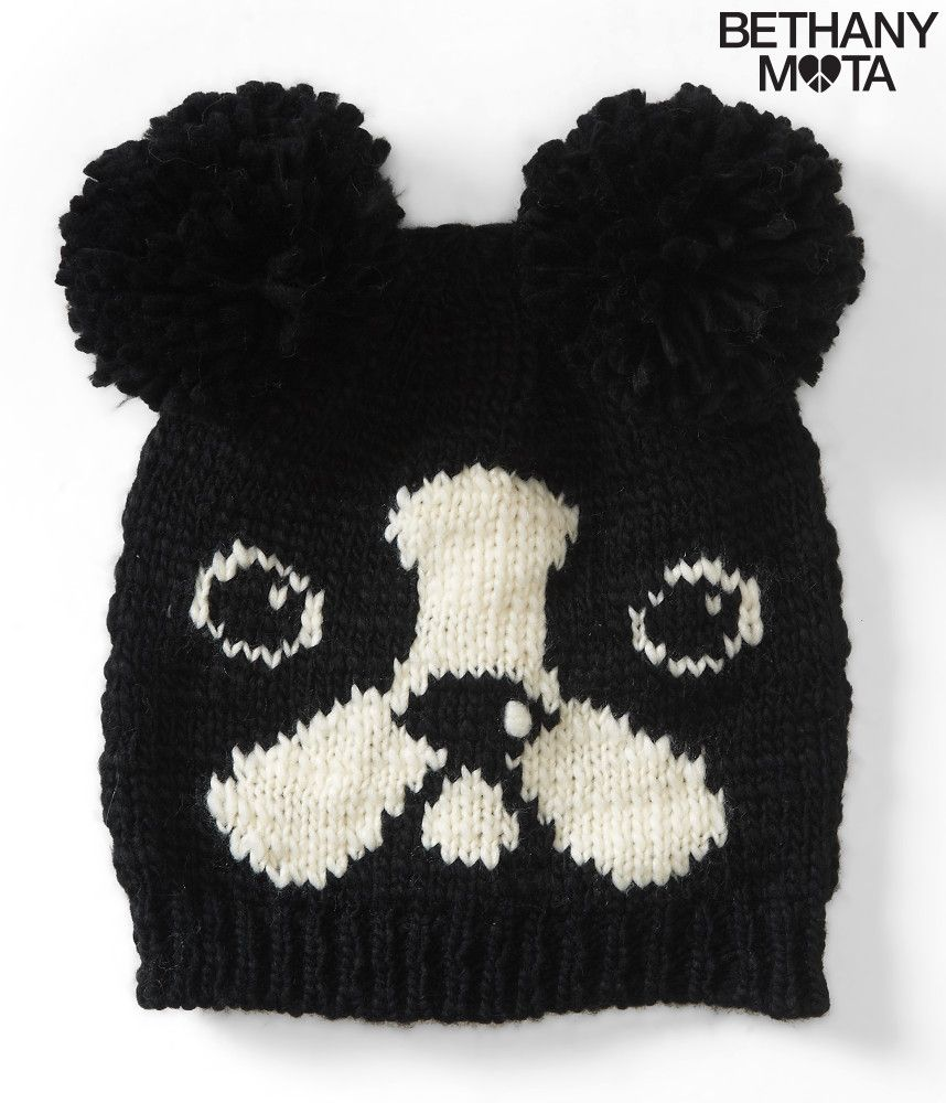 caaec72d84c Boxer Knit Beanie - Aeropostale. This hat is too freakin cute ...