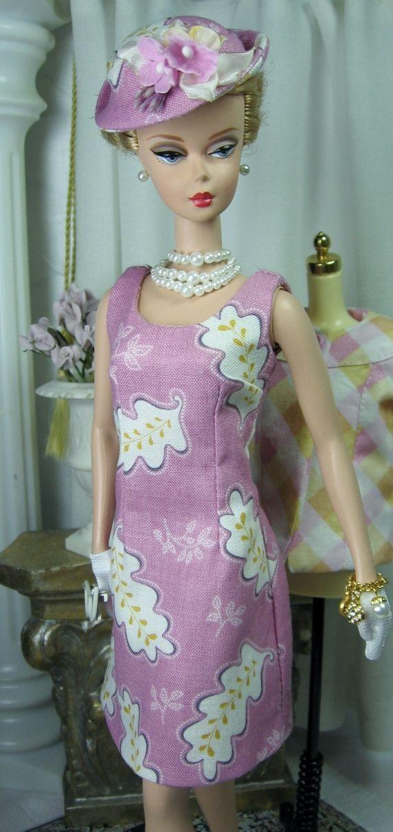 Dresses | Barbie | Pinterest | Barbie, Schnittmuster und Muster