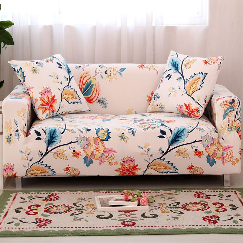 Sofa Cover Sofa Slipcover New Product Single/Two/Three/Four Seater Stretch