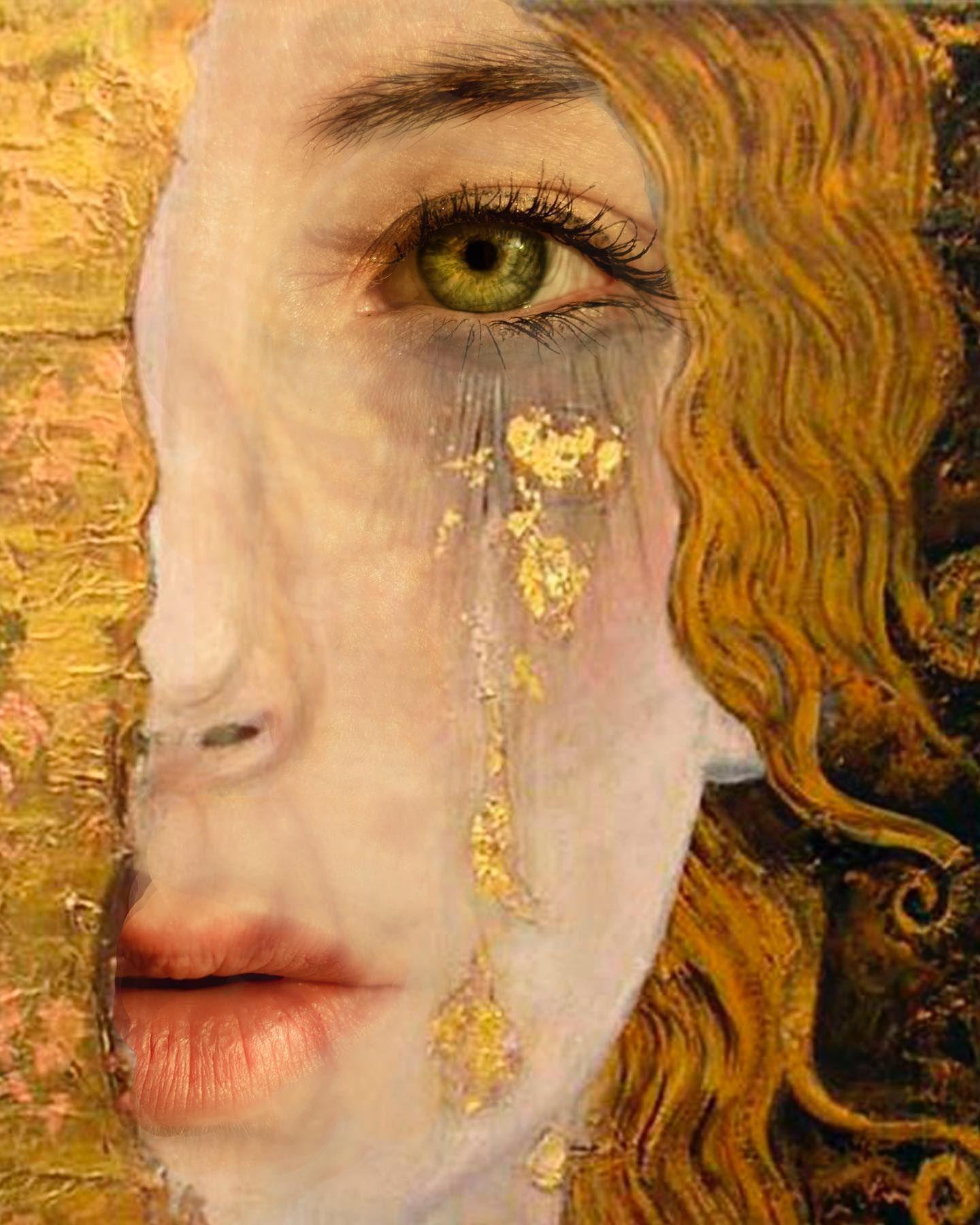 """ Larmes d'or "" ⠀ La leggenda narra ⠀ che Freya ⠀ piangesse lacrime d'oro, ⠀ per amore, ⠀ tingendo l'alba dei suoi colori vividi. ⠀ ___________________________________  #777luckyfish #forevermagazine #onearthmagazine"
