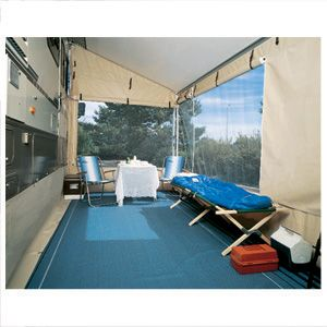 710006w Carefree Rv Awning Enclosure Side Panel For Use With Add A Room In 2020 White Paneling Outdoor Outfitters Panel Siding