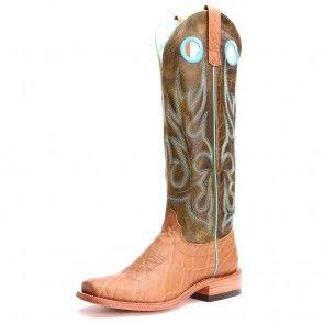 1d7748b865c Olathe Mens Buck Dynasty Elephant Print Square Toe Cowboy Boots ...