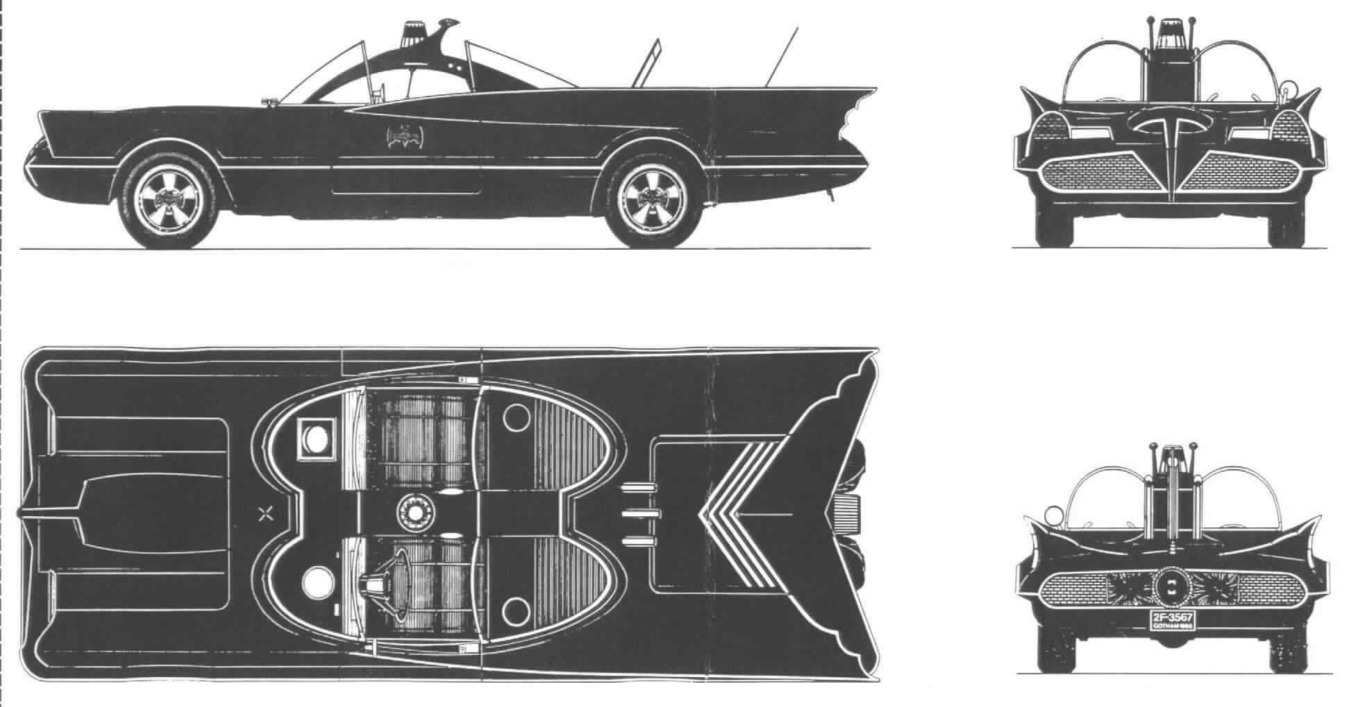Batmobile blueprint descriptionbatmobile old car mecnica batmobile blueprint descriptionbatmobile old car malvernweather Choice Image