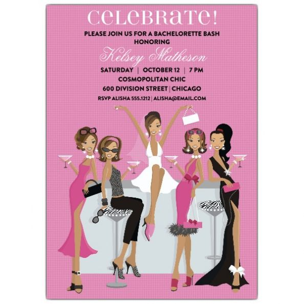 Bachelorette Party Invitation Wording As Free Party Invitation