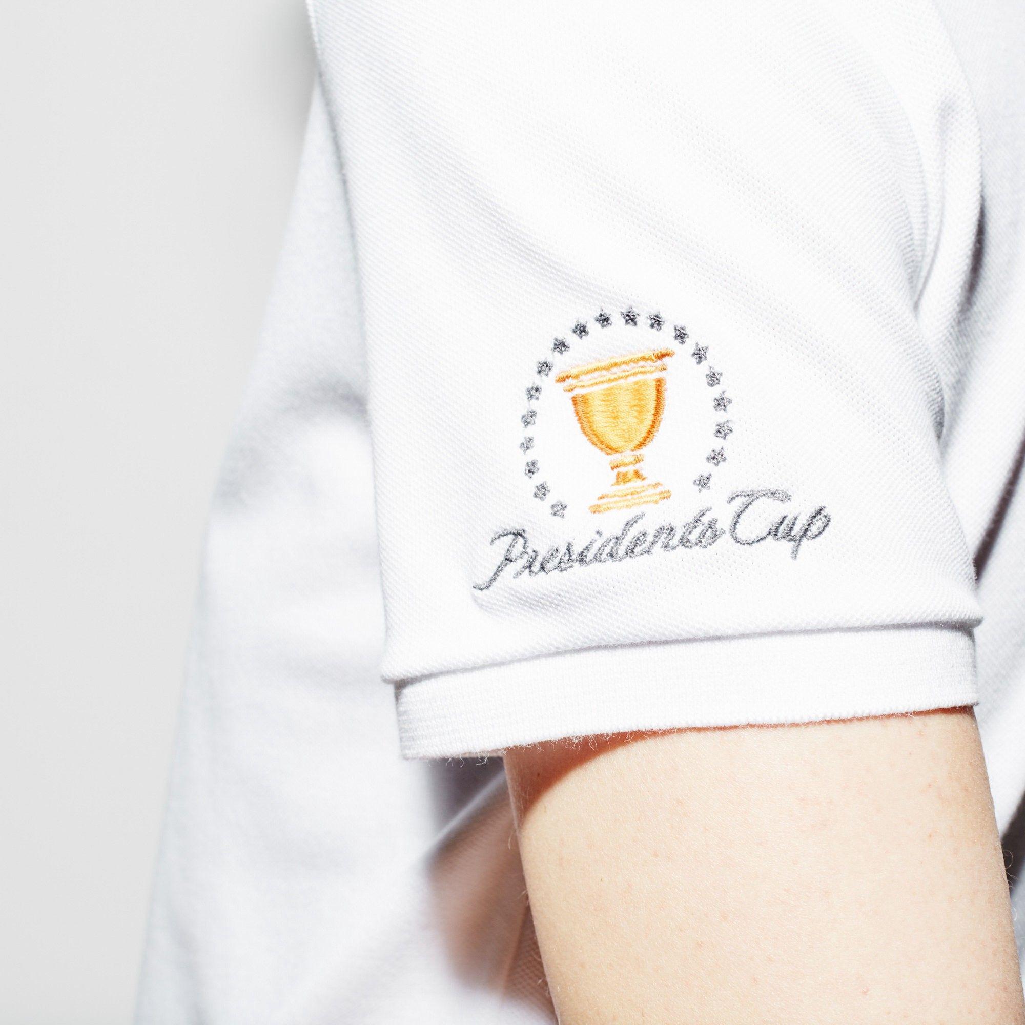 Lacoste Women's Sport Presidents Cup Edition Stretch Piqué