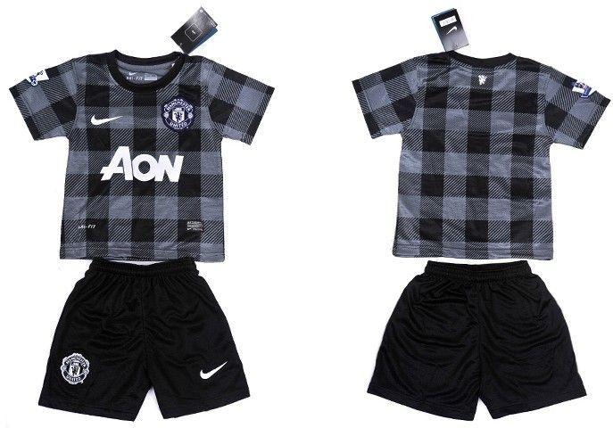 1e34d82ae6c7b Manchester United Kit Infantil 2013 2014 Segunda Equipación  027  - €16.87    Camisetas de futbol baratas online!