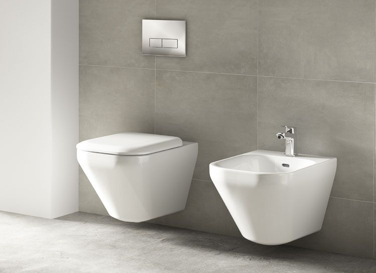 Collezione Tonic II di Ideal Standard con tecnologia AquaBlade | Wet ...