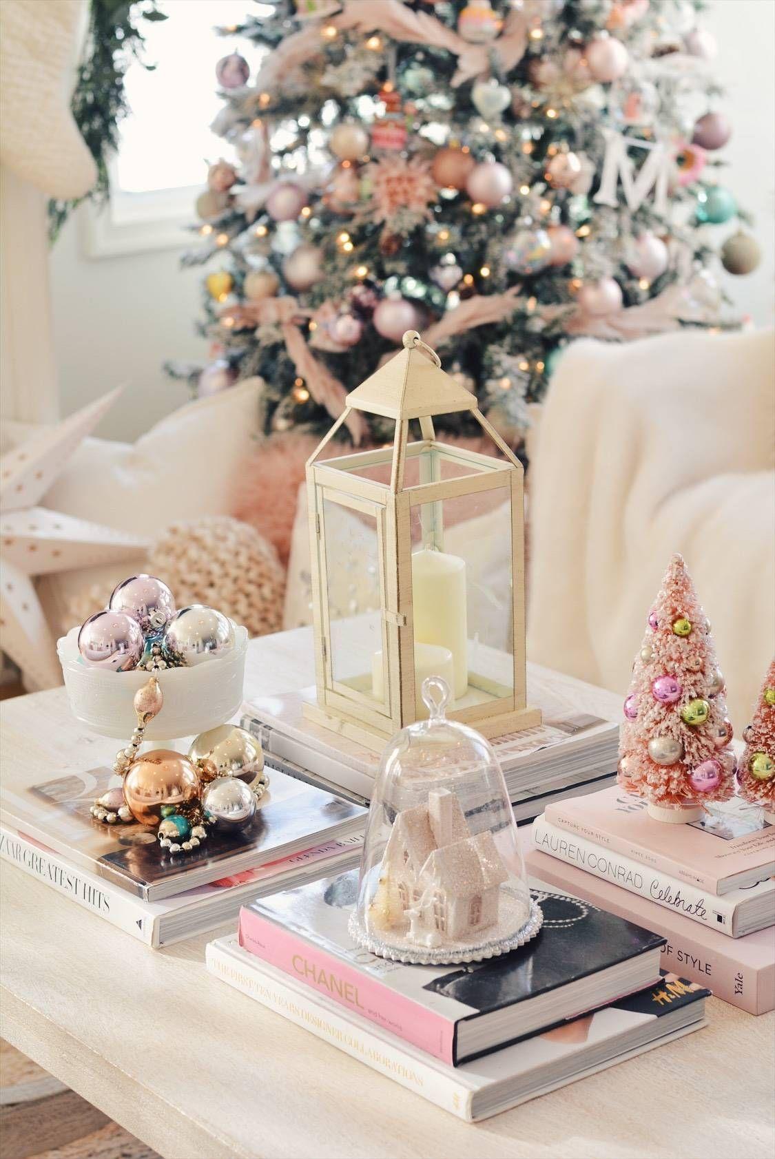 Elegant Christmas Pink Christmas Tree Decor Elegant Christmas Pink Christmas Tree Pink Christmas