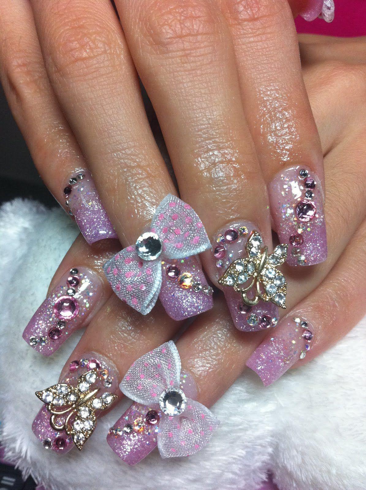 Nice fake nail designs
