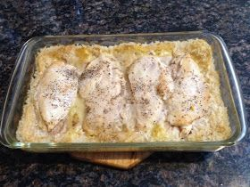 LuvinXoGabby: Delicious chicken & rice bake
