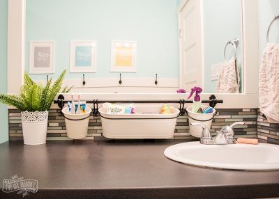 Photo of [Pics] 15 Genius Ways to Keep Your Bathroom Clean and Organized | Of Life + Lisa