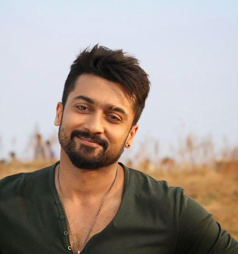 Tamil Actor Suriya Indian Hairstyles Indian Man Surya Actor