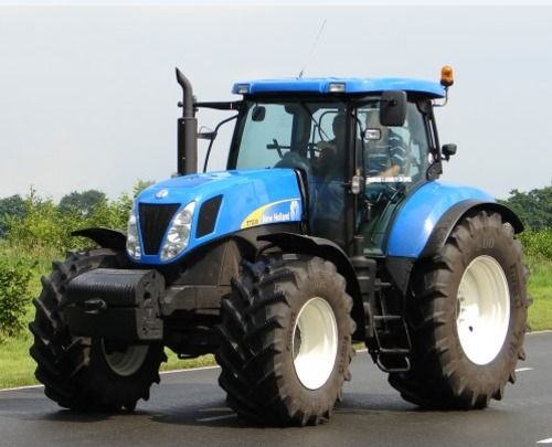 equipment new holland t7000 series t7030 t7040 t7050 t7060 tractor rh pinterest com New Holland T7.315 New Holland T1510