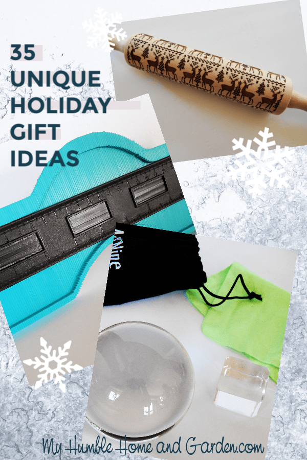 Unique Holiday Gift Ideas They Will Love Unique Holiday Gifts Holiday Gifts Beautiful Gift Wrapping