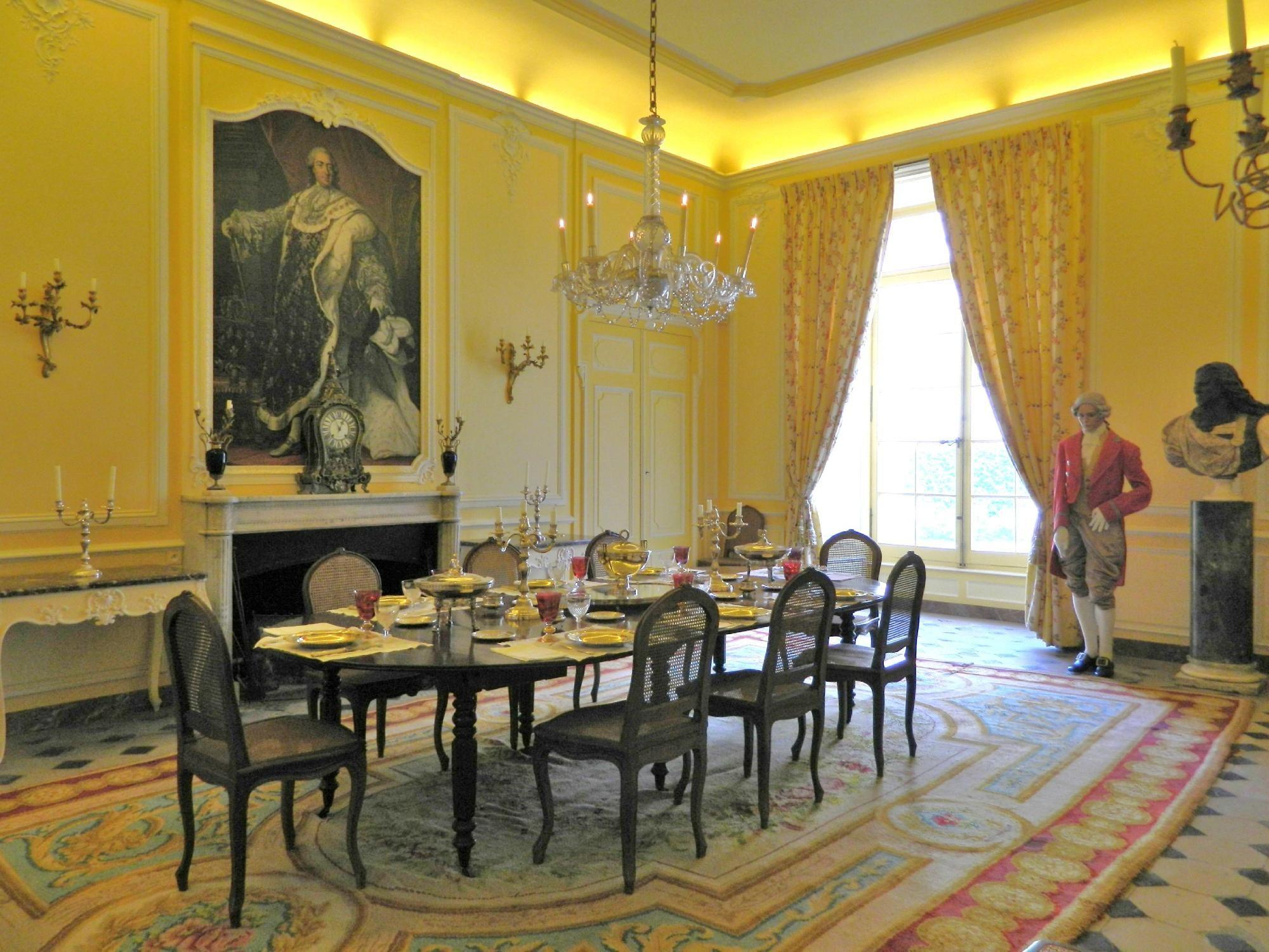 Ch teau d 39 uss la salle manger france ch teau d 39 uss indre et loire ch teau d 39 uss - La salle a manger paris ...