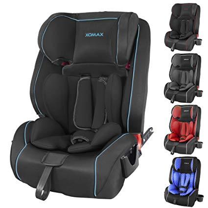 Xomax Hq668 Kindersitz Mit Isofix I Mitwachsend I 9 36 Kg 1 12 Jahre Gruppe 1 2 3 I 5 Punkt Gurt Und 3 Punkt Gurt I B In 2020 Kinder Autos Kinder Autositz Kindersitz