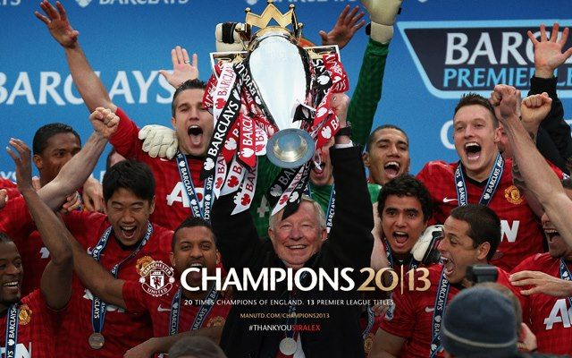 ~ Manchester United Champions 2013 ~