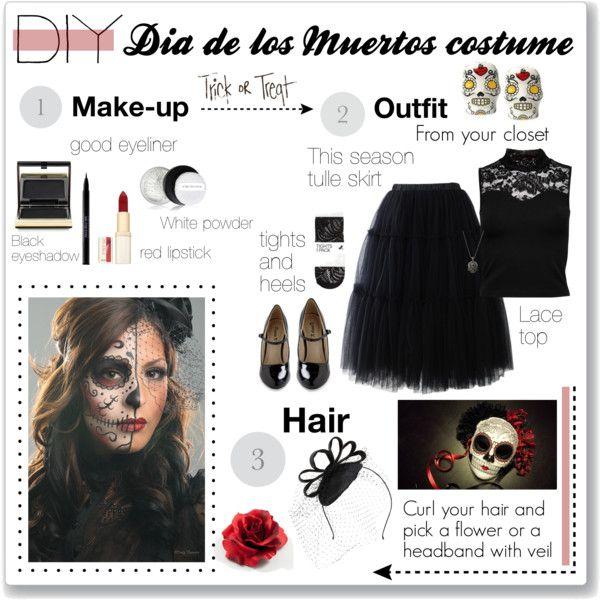 Diy Day Of The Dead Dress Ideas Hylenmaddawardscom