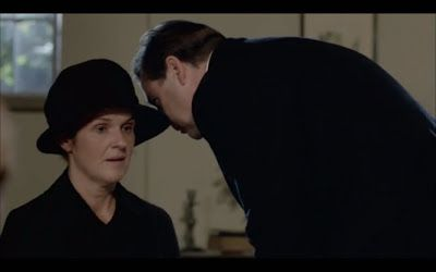 """""""Her Ladyship's soap."""" The three words that sent O'Brien halfway around the world, and saved Barrow's ass!"""