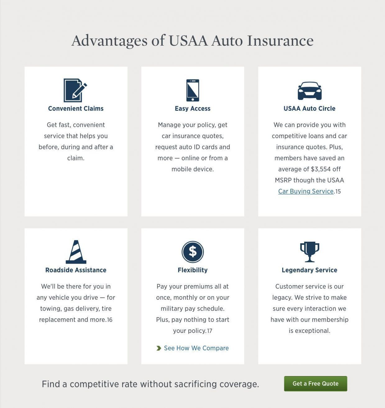 Why Are Usaa Car Insurance Quotes So Famous Usaa Car Insurance