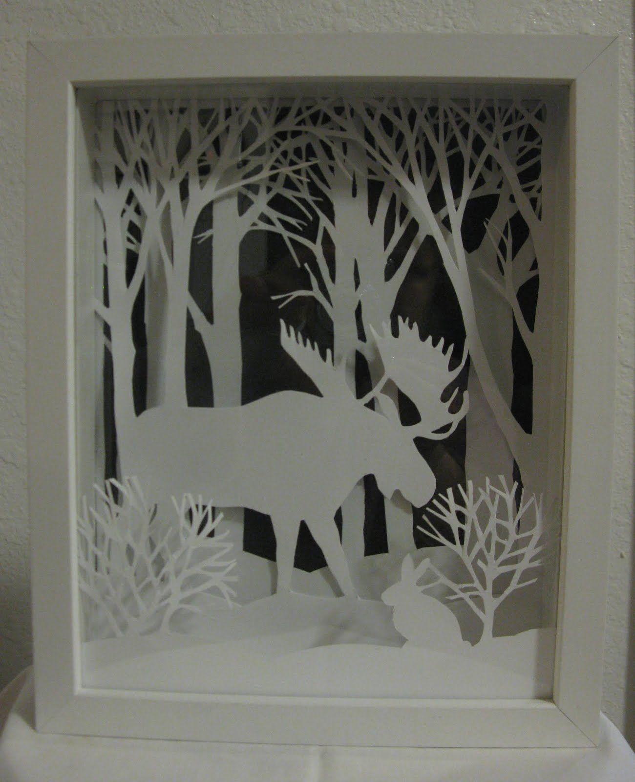 paper cut out art templates - layered paper art accessories pb pinterest artworks