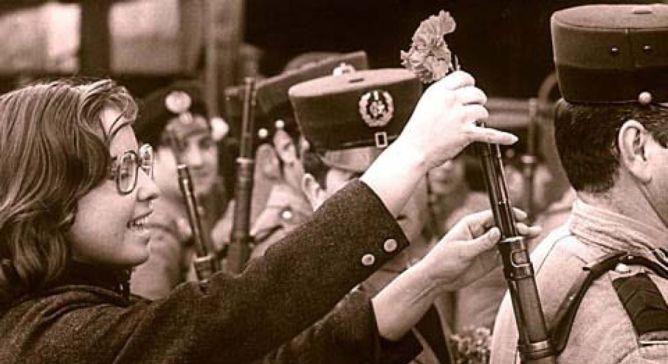 """El capitán Vasco Lourenço: """"Esto no tiene nada que ver con el 25 de Abril de 1974""""   Actualidad   Cadena Ser"""