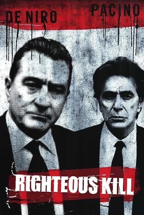 Al Pacino And Robert De Niro Robert Deniro Righteous Kill