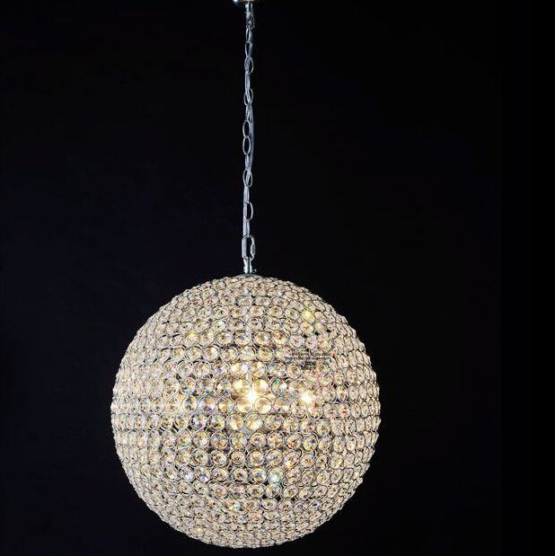 D 200 to 500 mm american modern crystal pendant light fixtures with d 200 to 500 mm american modern crystal pendant light fixtures with ball lamp shades ikea aloadofball Image collections