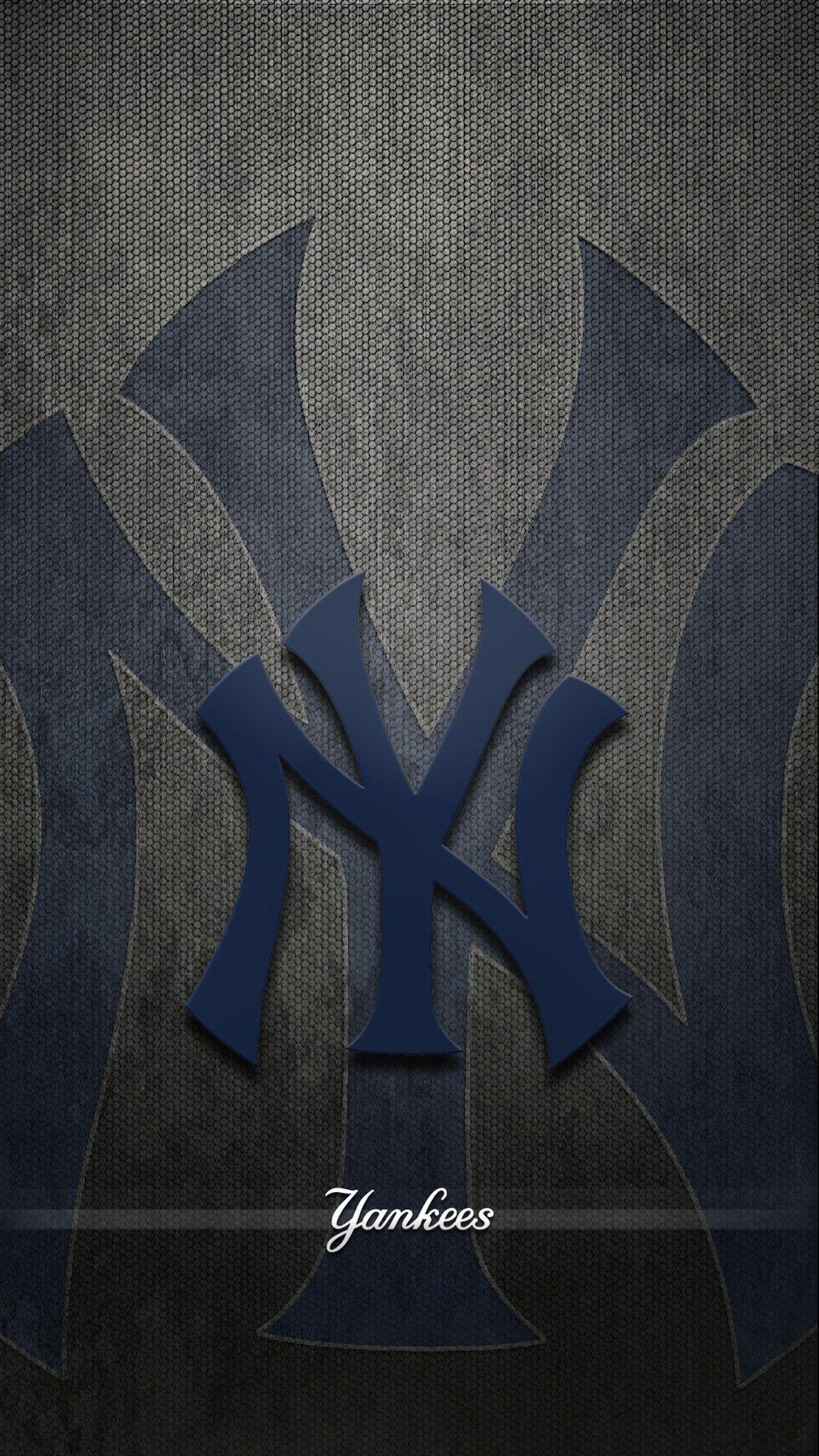 Beautiful New York Yankees Wallpaper Iphone Baseball Wallpaper New York Yankees Logo New York Yankees