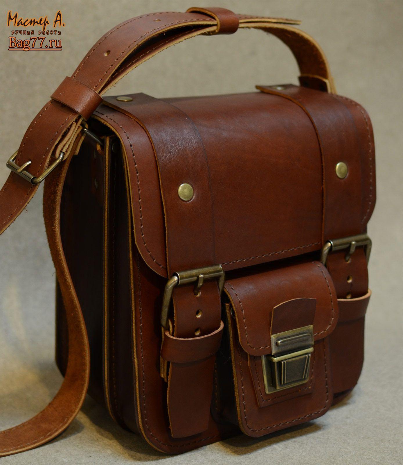4f929c12f378 Bag77.ru — кожаные сумки и кожаные мужские портфели ручной работы ...