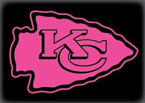 premium selection 9f369 22b79 Pink KC Chiefs | Kansas City Chieeeefs! | Kansas city chiefs ...