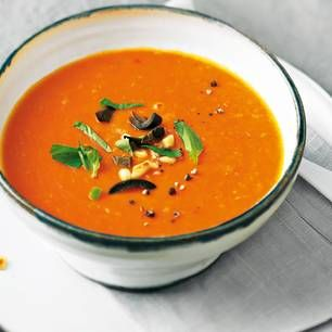 Tomatensuppe Brigitte tomatensuppe so wird sie perfekt rezepte