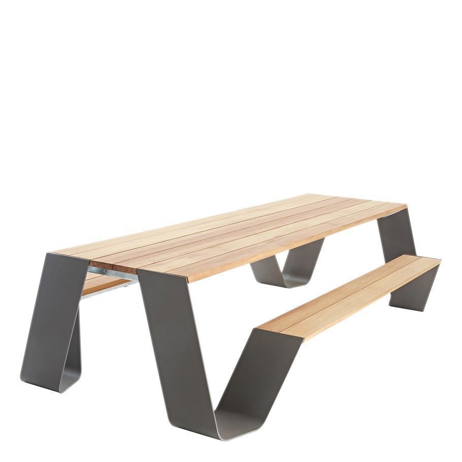 Hopper Table 238 Janus Et Ciejanus Et Cie Modern Outdoor
