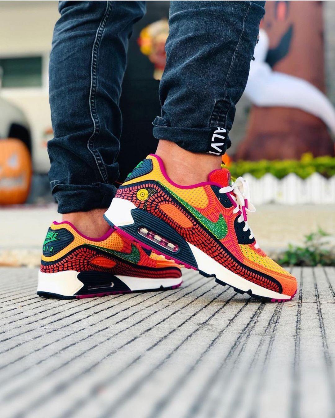 Nike Airmax 'Dia de Muertos' • Loving this shot from ...